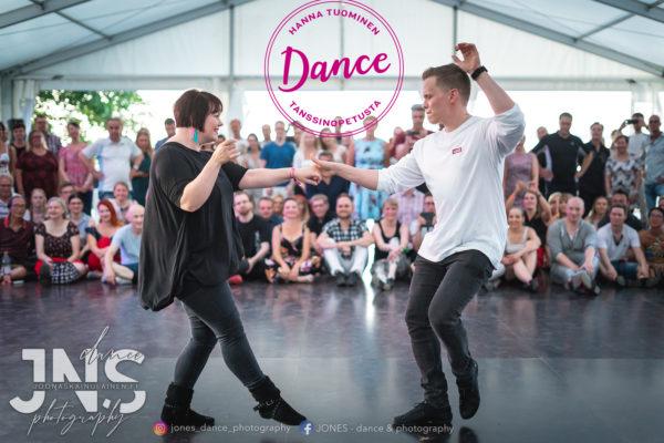 Dance Kuva Videopalaute