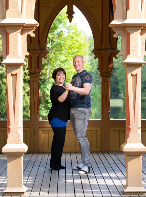 Tanssipari Hanna & Antti