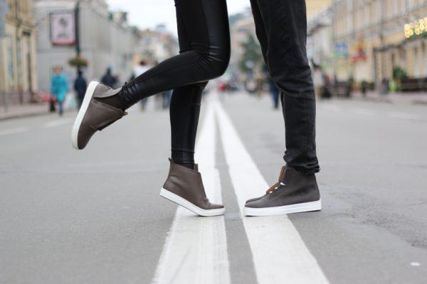 Jalat kadulla